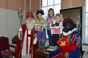 Logeeradres van Sinterklaas