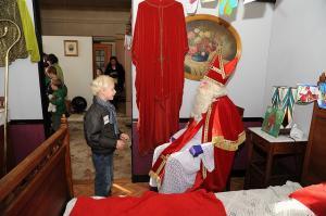 Slaapadres van Sinterklaas
