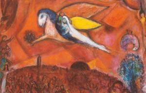 Lezing over Marc Chagall's Bijbelse Boodscap in Nice
