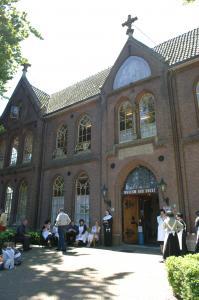 Geschiedenis gebouw
