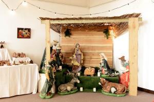 Kerstshow in museum Soest