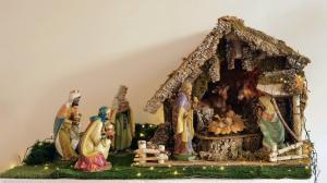 Kerstgroepen en kerststallen