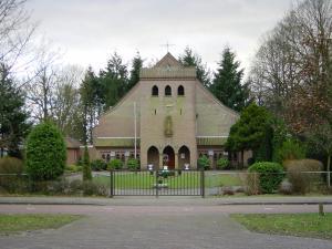 RK Kerk en kerkhof Soesterberg