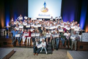 RABO bank Clubkas campagne